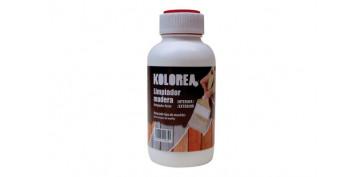 Productos de limpieza - LIMPIADOR DE MADERA 500 ML