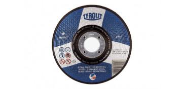 DISCO CORTE ACERO/INOX BASIC 115X2.5X22