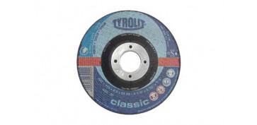 DISCO CORTE ACERO/INOX BASIC 125X2.5X22