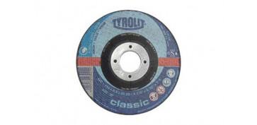 DISCO CORTE ACERO/INOX BASIC 178X3X22