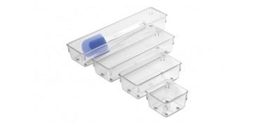 Cajas y baules - ORGANIZADOR MULTIUSO 16 X 16 X 5 CM