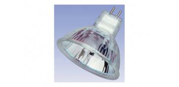 LAMPARA DICROICA CERRADA 12V 28W GU-5,3 38G