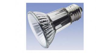 LAMPARA HALOGENA REFLECTORA PAR-20 E-27 50W