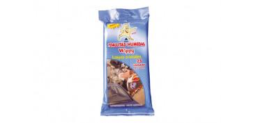 Productos de limpieza - TOALLITAS HUMEDAS WIPPY PQ 25U CRISTALES