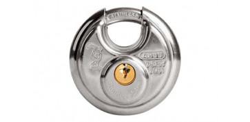 Candados - CANDADO DISKUS INOX 24 IB /50 B