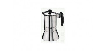 Reutilizable Eco-Friendly - CAFETERA INOXIDABLE NOVA 6 TZ-INDUCC