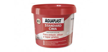 Masillas y siliconas - AGUAPLAST STANDARD CIMA TARRO 500GR-3271