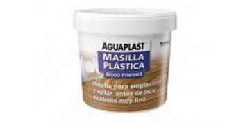 Masillas y siliconas - AGUAPLAST MASILLA PLASTICA 500GR-4427
