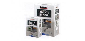 Masillas y siliconas - CEMENTO GRIS RAPIDO 3617-6 KG