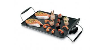 Electrodomesticos de cocina - PLANCHA COCINA 47X26CM GR-7455