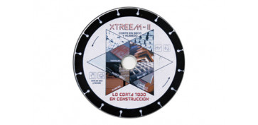 DISCO DIAMANTADO XTREM II MX II-230