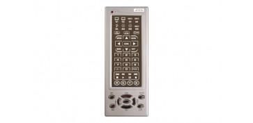 Instalación imagen, sonido y telefonía - MANDO A DISTANCIA UNIVERSAL 8 EN 1 TOUCH PLATA