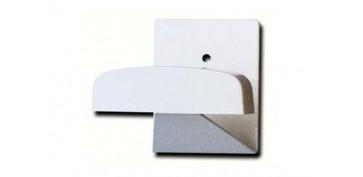 Topes y perchas adhesivas - COLGADOR ADHESIVO/TLLOS(BL 1U)2044-BLANCO