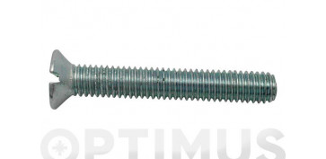 TIRAFONDO CABEZA PLANA INOX4,0X50 MM