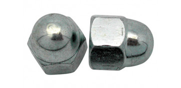TUERCA CIEGA INOX M-5