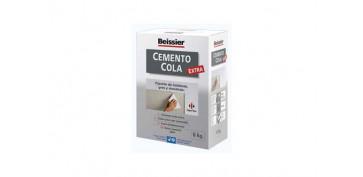 Masillas y siliconas - CEMENTO BLANCO 3616-6 KG