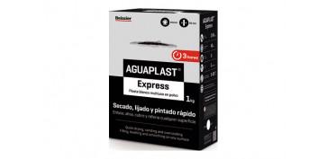 Masillas y siliconas - AGUAPLAST EXPRES 3828-1 KG