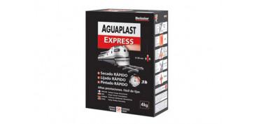 Masillas y siliconas - AGUAPLAST EXPRES 3829-4 KG