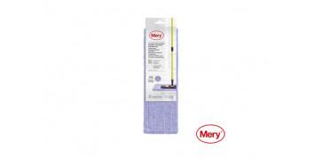 Utiles de limpieza - RECAMBIO MOPA MICROFIBRA LILA 45 CM