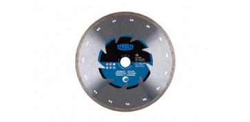 Complementos y repuestos de maquinaria - DISCO DIAMANTE SEGMENTADO PREMIUM GRANITO 115X1,2X22,2