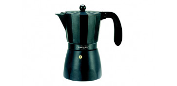 Reutilizable Eco-Friendly - CAFETERA NEGRA TOUAREG 3 TAZAS