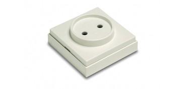 Material instalacion electrico - BASE BIPOLAR 10-16A 250V