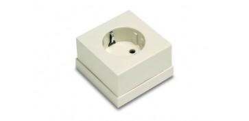 Material instalacion electrico - BASE BIPOLAR TT 10-16A 250V B