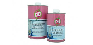Productos quimicos - DISOLVENTE UNIVERSAL 500 ML