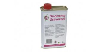 Productos quimicos - DISOLVENTE UNIVERSAL 1 LITRO