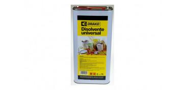 Productos quimicos - DISOLVENTE UNIVERSAL 5 LITROS