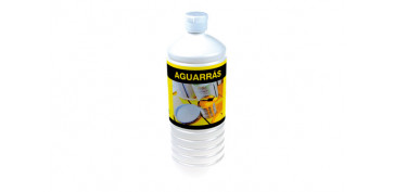 Productos quimicos - AGUARRAS PURO ESENCIA TREMENTINA 1 LITRO