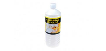 Productos quimicos - SUSTITUTO AGUARRAS SIN OLOR 1LITRO
