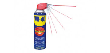 Engrase y lubricacion industrial - LUBRICANTE MULTIUSOS SPRAY DOBLE ACCION 500 ML