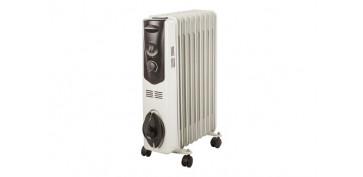 Calefacción electrica - RADIADOR ACEITE S&P SAHARA-1500W