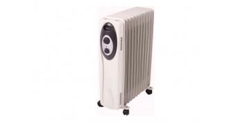 Calefacción electrica - RADIADOR ACEITE S&P SAHARA-2500W