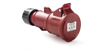 Material instalacion electrico - BASE AEREA CETAC 3P+T 16A 400V IP44