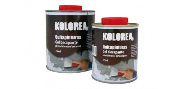 Proteccion y tratamiento para madera - QUITAPINTURAS KOLOREA 375 ML