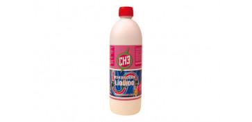 Productos quimicos - DESATASCADOR LIQUIDO CH3 1 LITRO