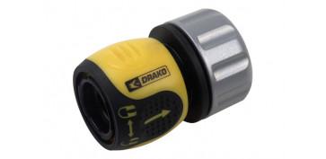 Conectores y empalmes - CONECTOR RAPIDO METAL TPR(BL) GA12132-3/4\