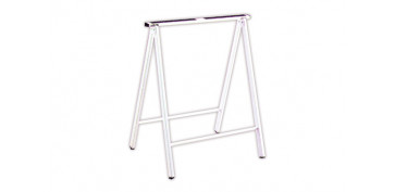 Mobiliario interior - CABALLETE ABATIBLE BLANCO 73 CM