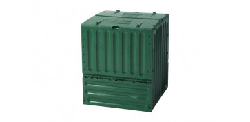 COMPOSTADOR ECO KING 400 L. 83 X 70 X 70 CM.
