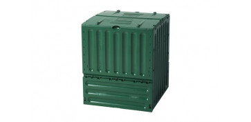 COMPOSTADOR ECO KING 600 L. 95 X 80 X 80 CM.