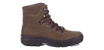 Calzado de seguridad - BOTA SEG PIEL MARRON ROBUSTA CREEK02-T39