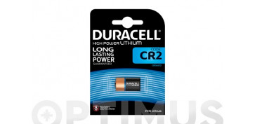 Pilas y baterías - PILA FOTOGRAFIA DURACELL CR2 ULTRA M3