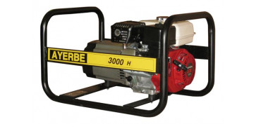 Generadores gasolina - GENERADOR AY-3000 HONDA MN 3KVA/2200W