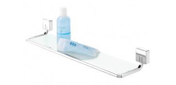 Accesorios para el baño - REPISA ACERO INOX IMPULS