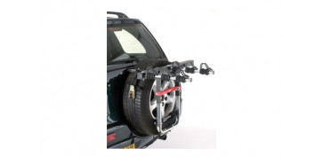 Sujecion de cargas - PORTA BICICLETAS AUTOMOVIL 4X4 CON CINTAS