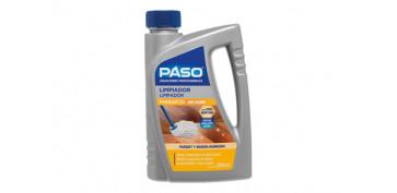 Productos de limpieza - LIMPIADOR ABRILLANTADOR PARQUET Y MADERA BARNIZADA
