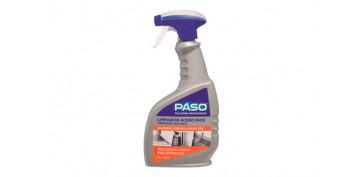 Productos de limpieza - LIMPIADOR ACERO INOX PROFESIONAL 500 ML