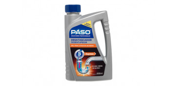 Productos quimicos - DESATASCADOR GEL PROFESIONAL 1L